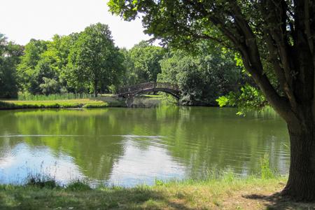Leipzig - Johannapark