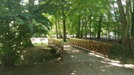 Bad Lauchstädt - Kurpark