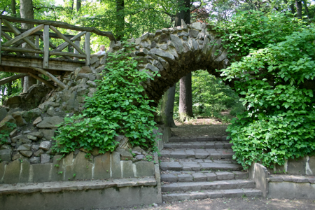 Machern - Wasserschloss und Schlossgarten